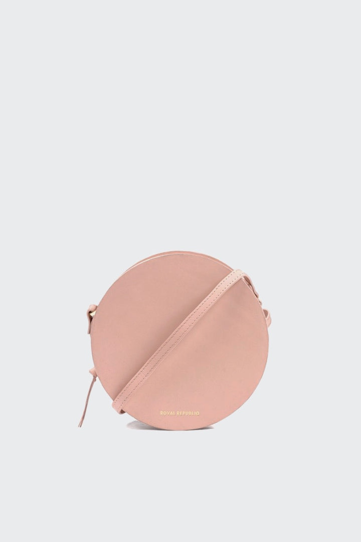 Royal Republiq Galax Round Evening Bag - nude | GOOD AS GOLD | NZ