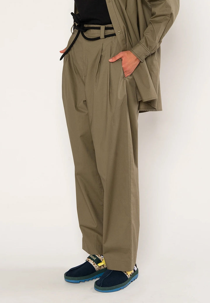 Suit Pants - taupe