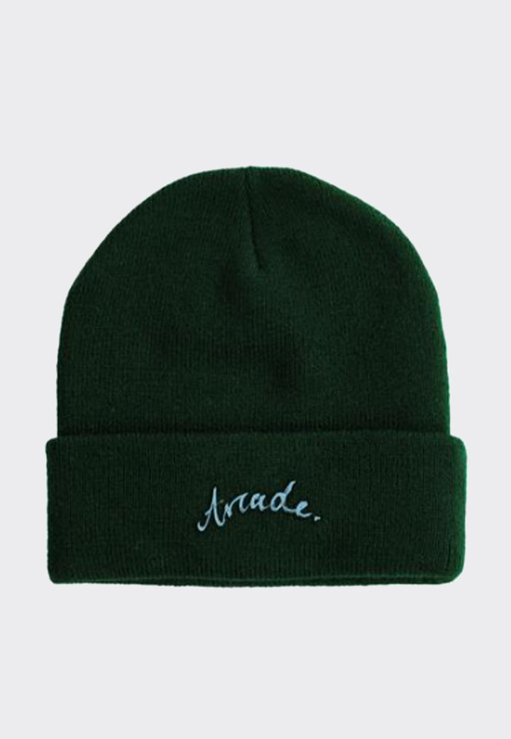 CE Beanie - forest