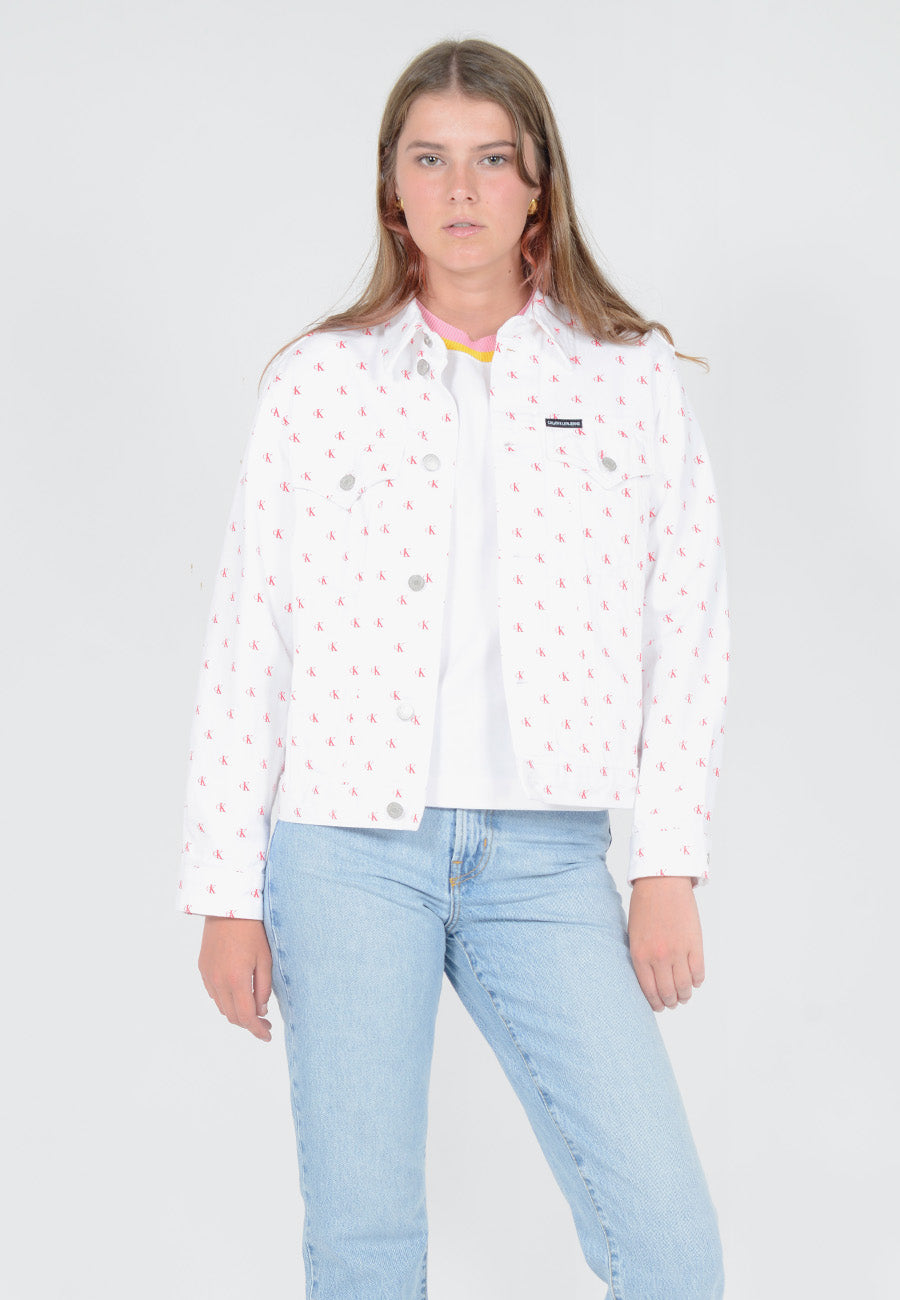 682c20bb3 Calvin Klein Jeans Womens Fitted Denim Shirt – EDGE Engineering and ...