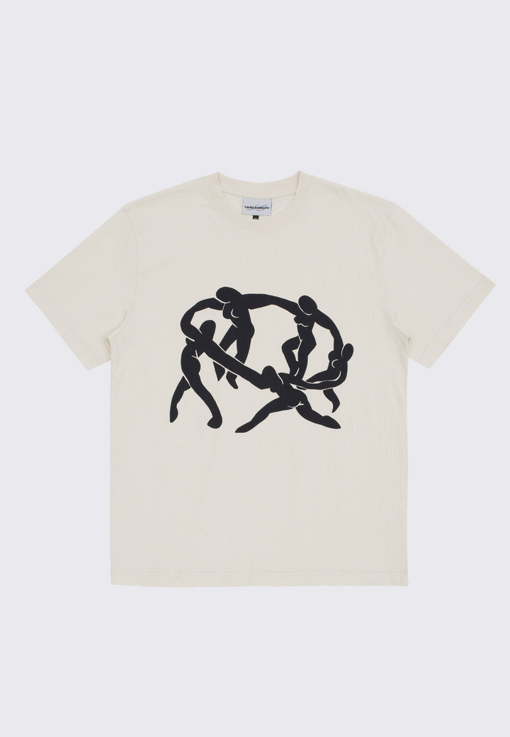 Dance Together T-Shirt - beige