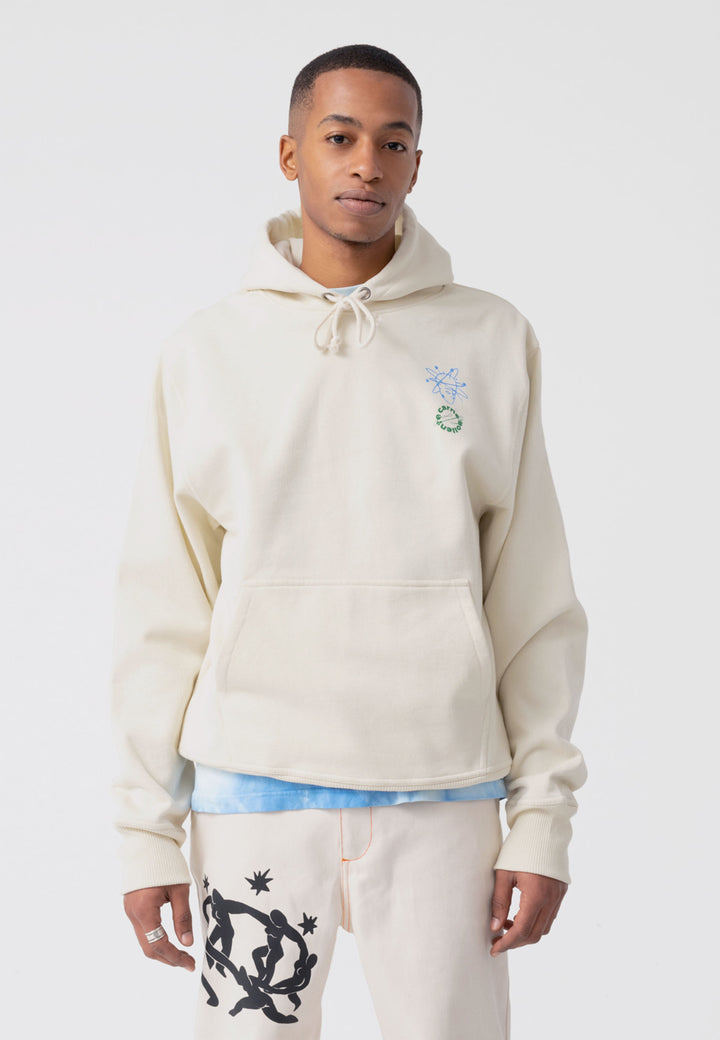 Equality Is Key Hoodie - beige