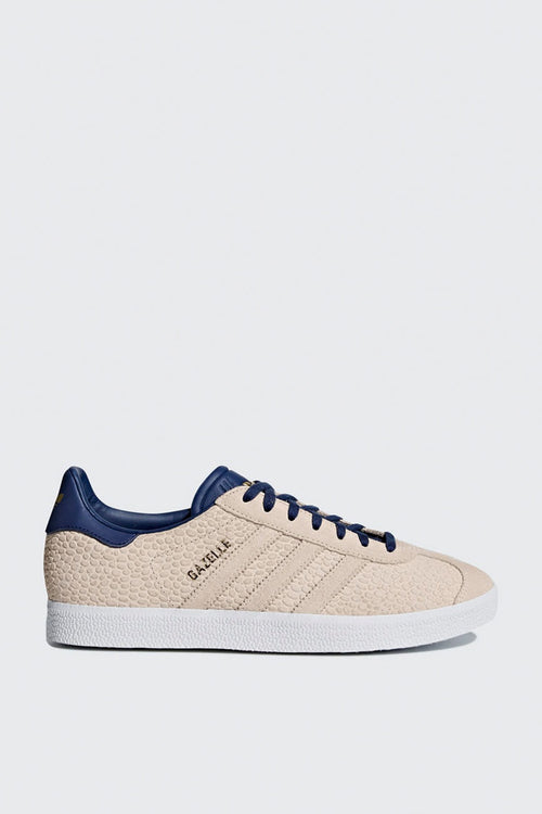 Adidas Originals Womens Gazelle - linen/nobel indigo | GOOD AS GOLD | NZ