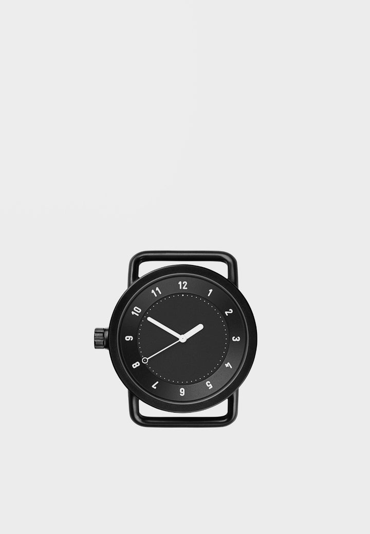 TID Watches No.1 33mm - black - Good As Gold