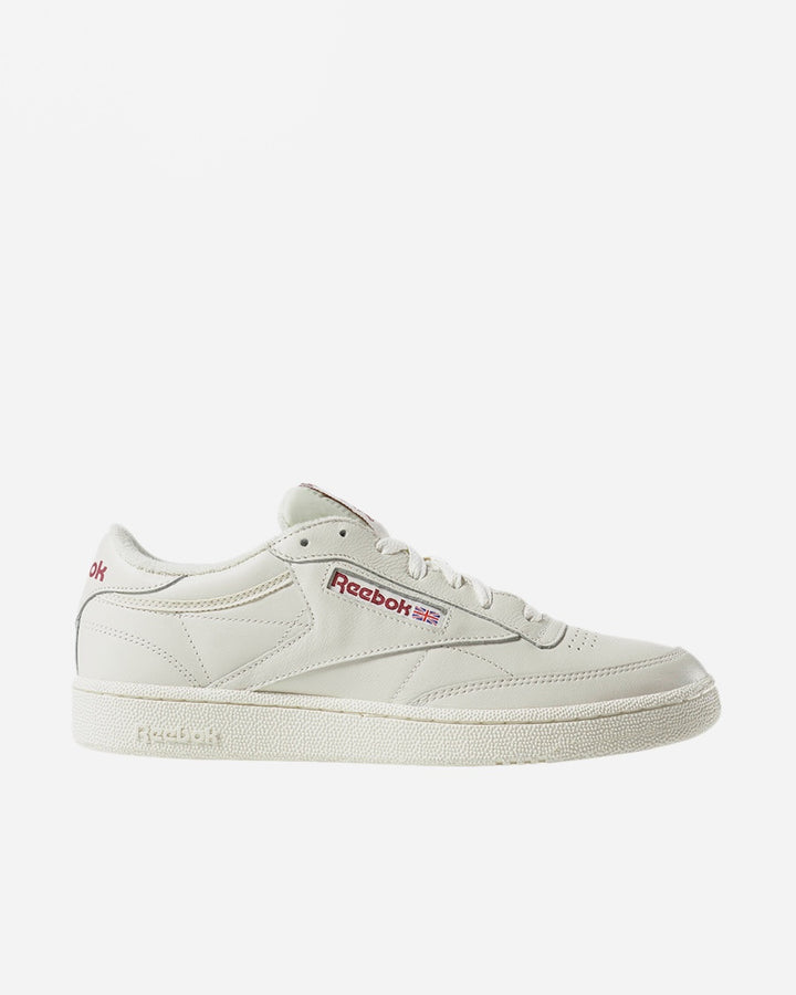 be71c203c425 Reebok Club C 85 MU - vintage chalk meteor red — Good as Gold