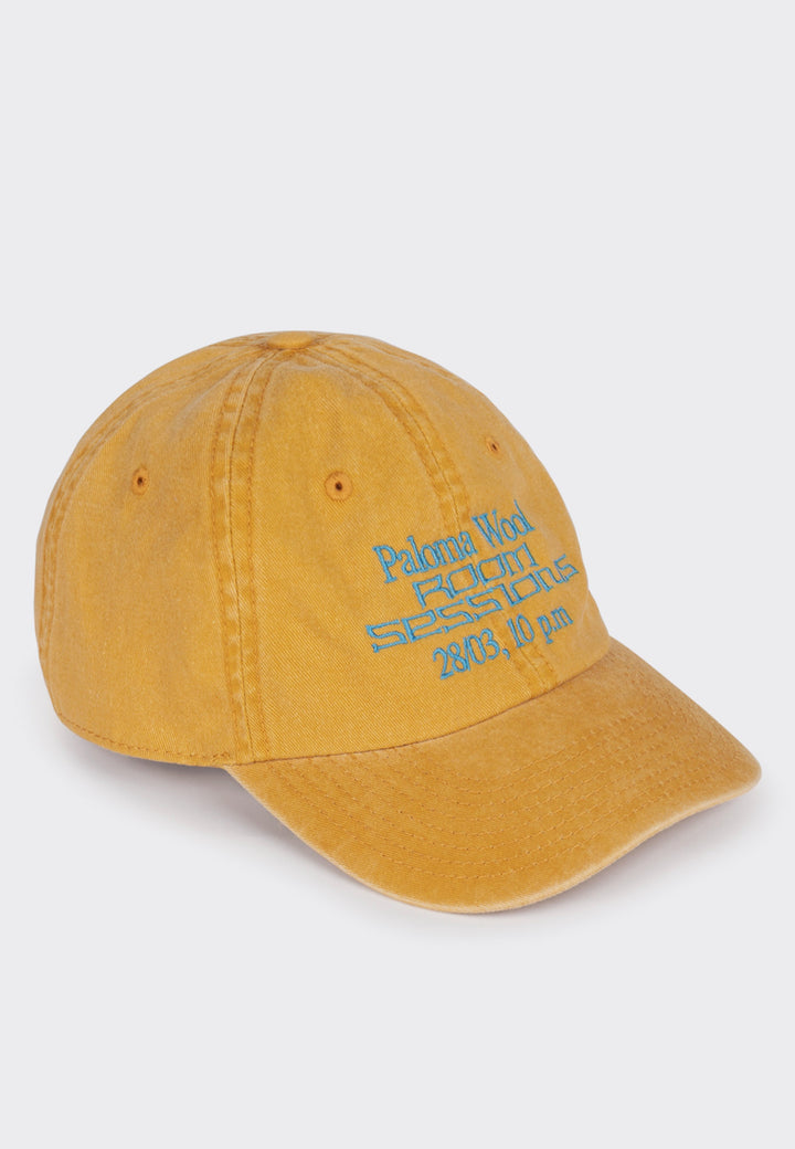 Happy Hour Sessions Cap - dark yellow