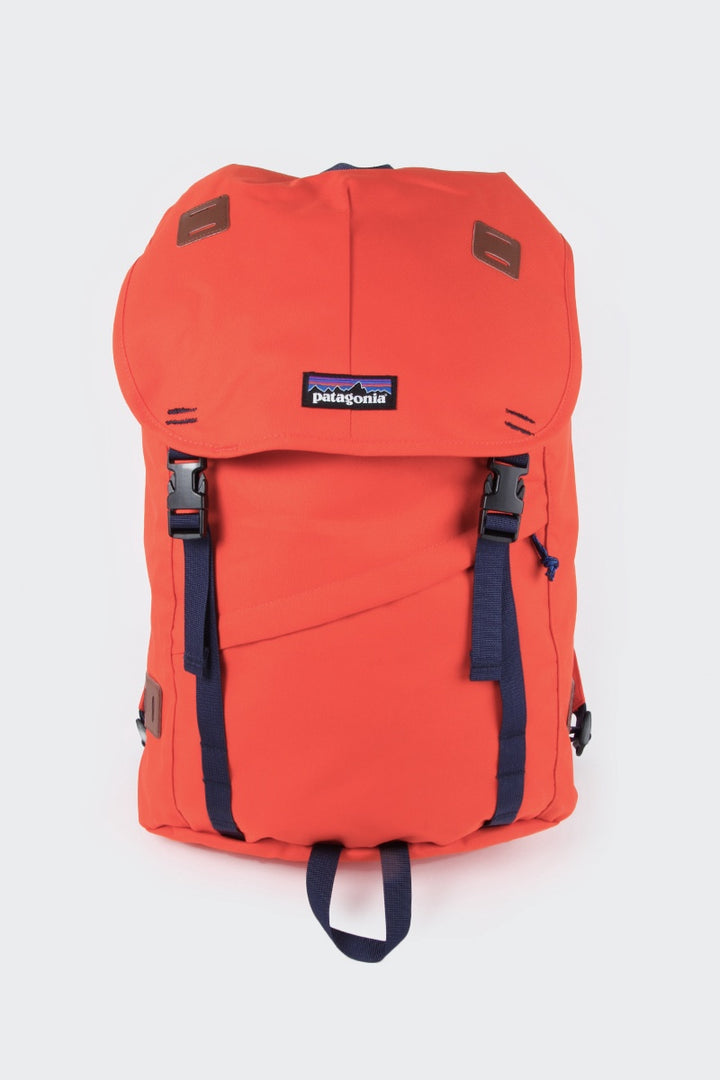 Patagonia Arbor Pack 26L - paint brush red | GOOD AS GOLD | NZ