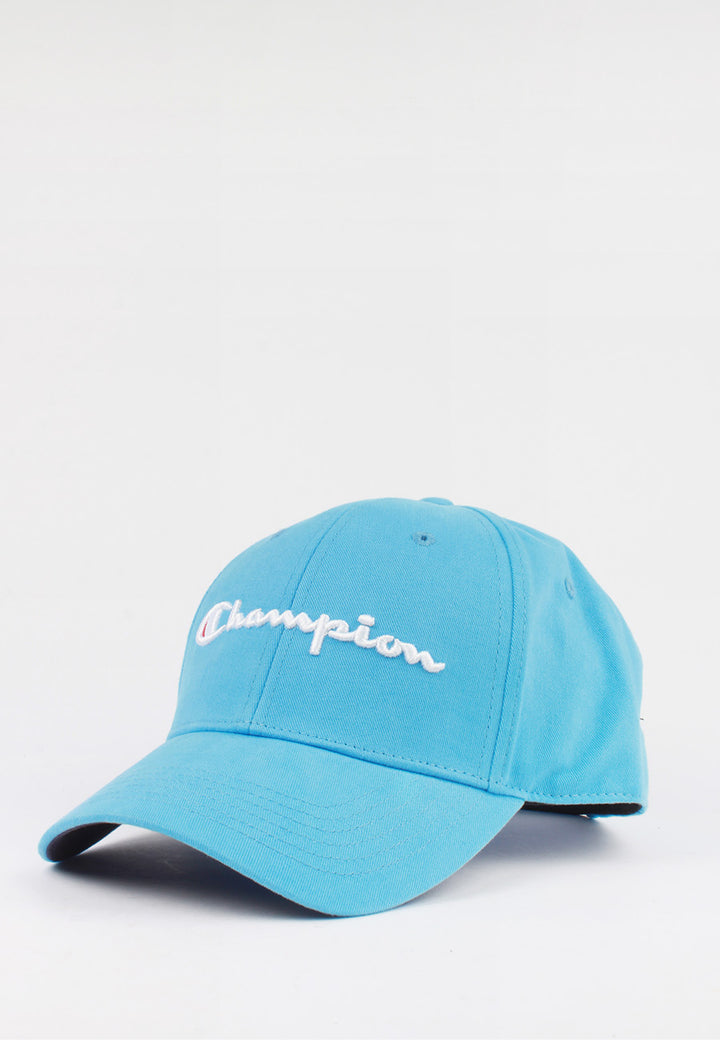 Champion Classic Twill Cap - active blue — Good as Gold
