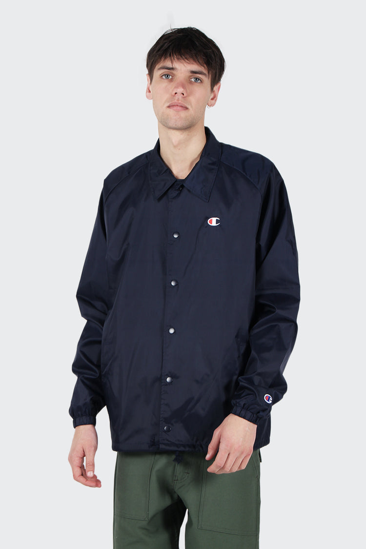 Champion Coaches Jacket West Breaker Edition - navy | GOOD AS GOLD | NZ