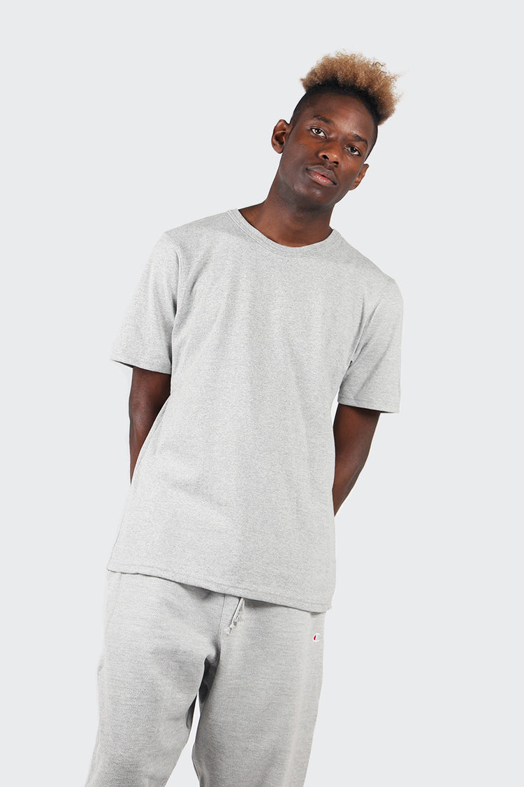 Champion Heritage T-Shirt - oxford grey | GOOD AS GOLD | NZ