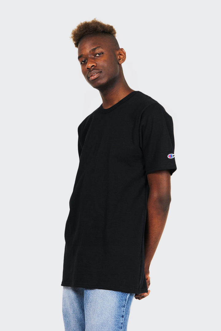 Champion Heritage T-shirt - black | GOOD AS GOLD | NZ