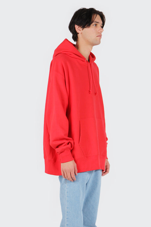 Champion Reverse Weave PO Hoodie - team red | GOOD AS GOLD | NZ