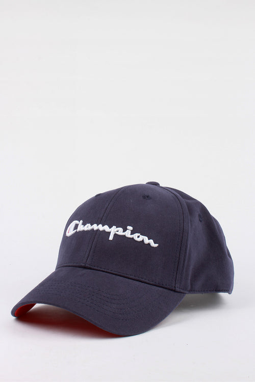 Champion Classic Twill Cap - imperial indigo — Good as Gold