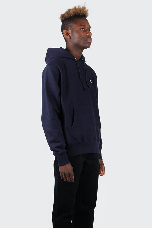 Champion Reverse Weave PO Hoodie - navy | GOOD AS GOLD | NZ