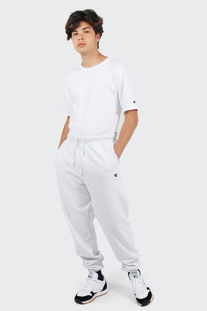 Champion Reverse Weave Pant - silver grey | GOOD AS GOLD | NZ
