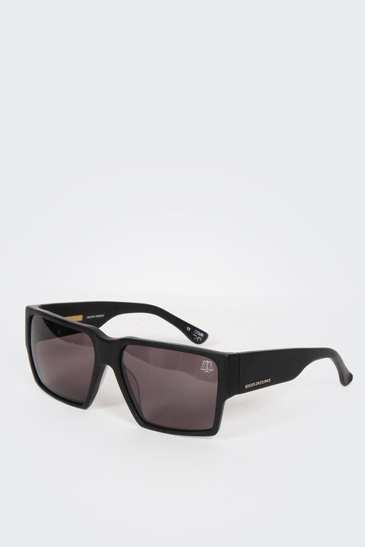 Highs & Lows Biggie Sunglasses - matte black