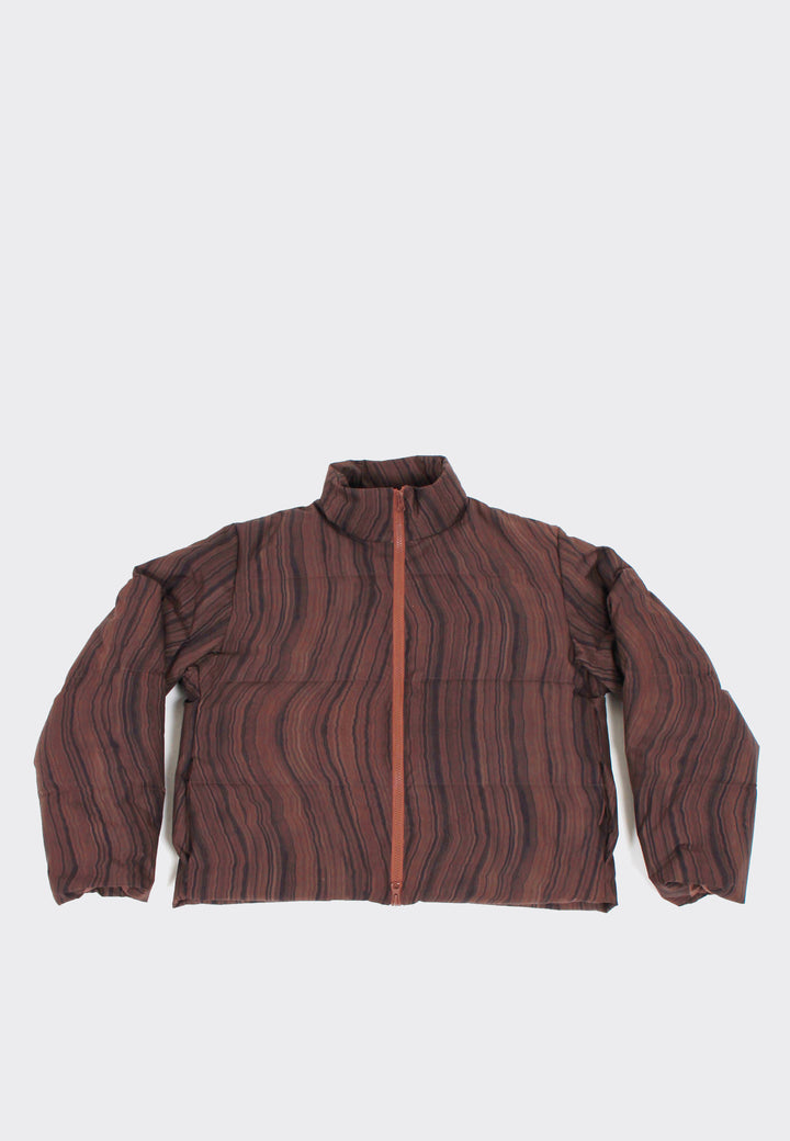 Copernico Puffer Jacket - brown