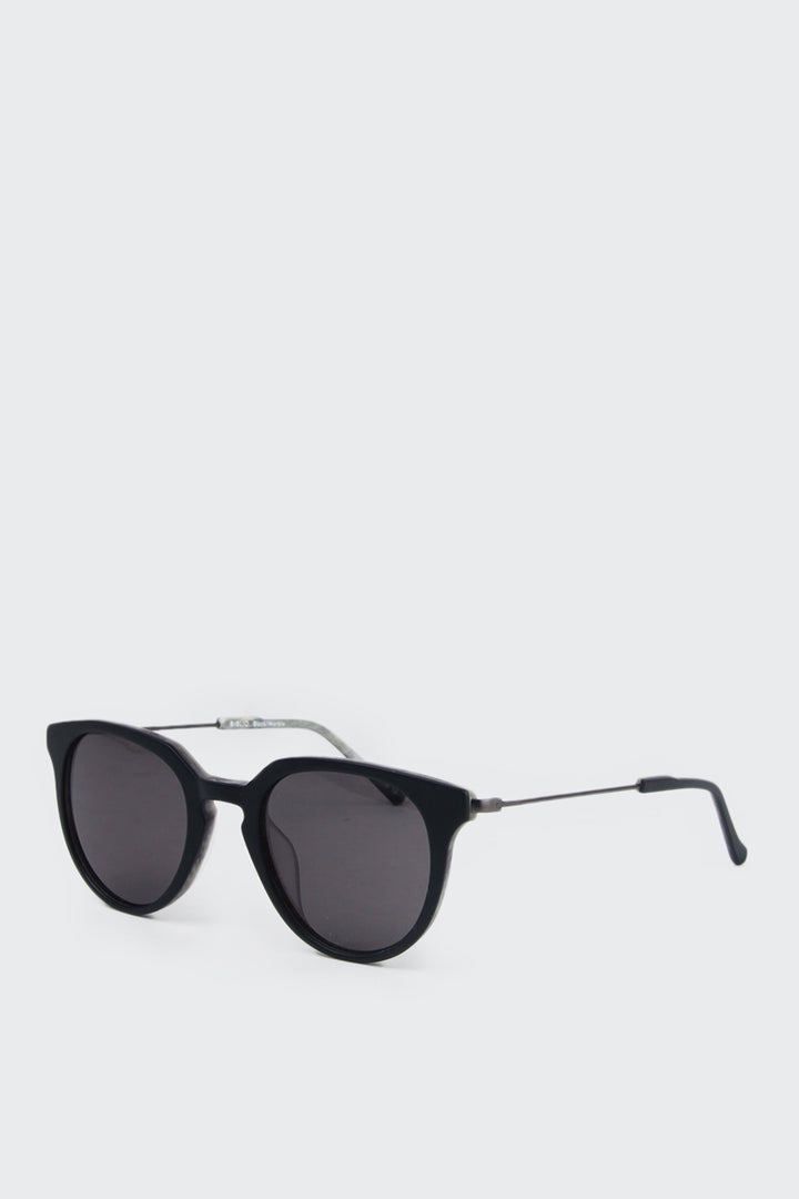 Kaibosh Biblio Sunglasses - black/marble | GOOD AS GOLD | NZ