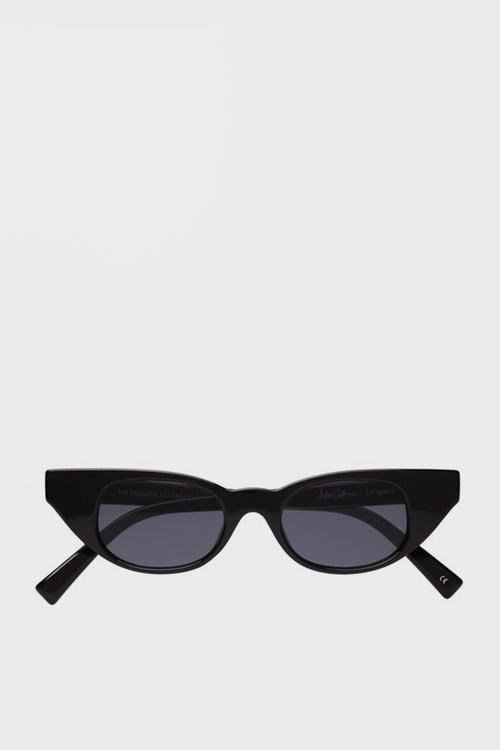 X Adam Selman The Breaker Sunglasses - black