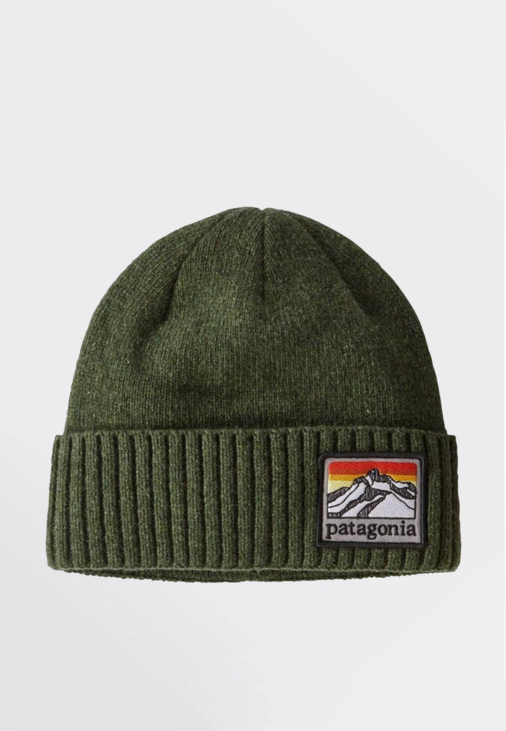 Brodeo Beanie - industrial green