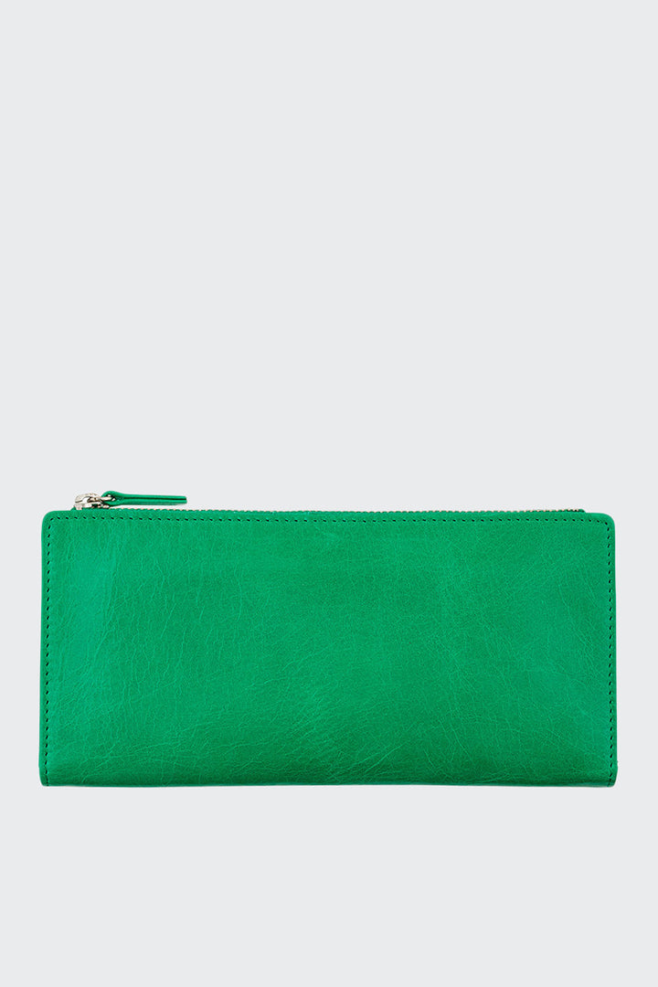 Status Anxiety Dakota Wallet - emerald | GOOD AS GOLD | NZ