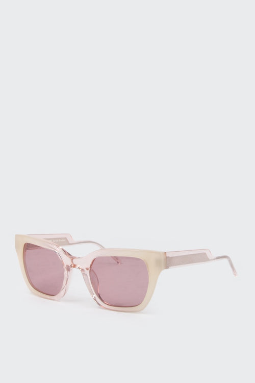 Kaibosh Moddol Manners Sunglasses - apricot gradient | GOOD AS GOLD | NZ