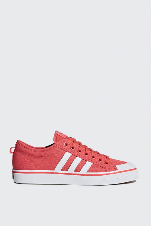 Adidas Originals Nizza - trace scarlet/white cloud | GOOD AS GOLD | NZ