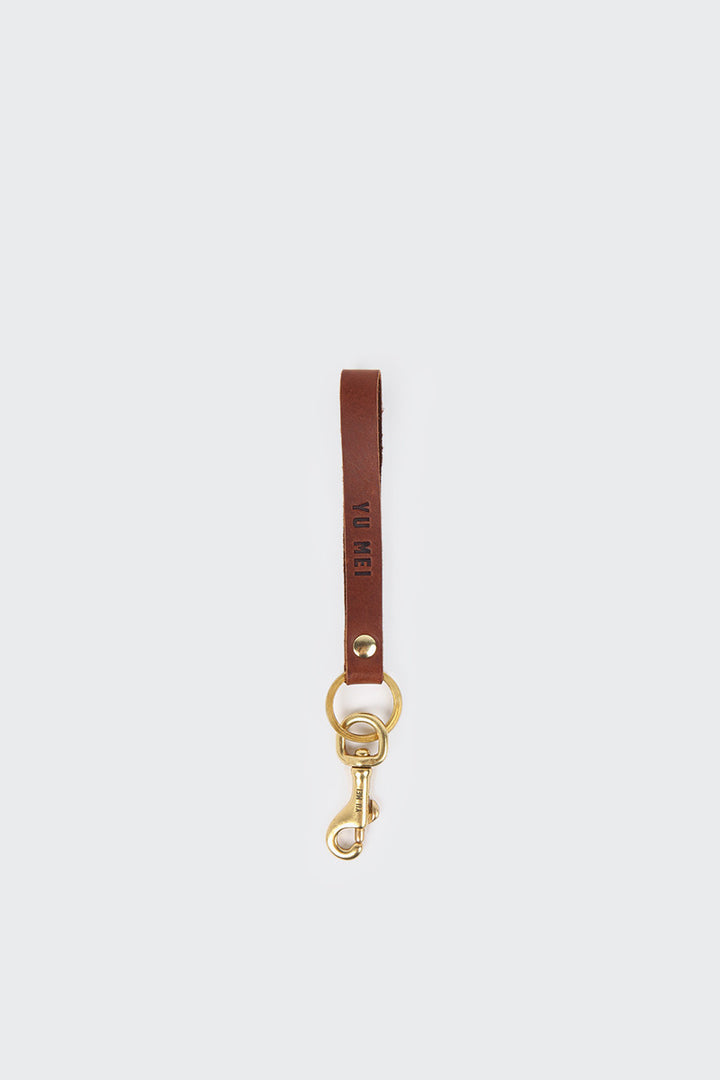 Yu Mei Key Fob - whiskey | GOOD AS GOLD | NZ