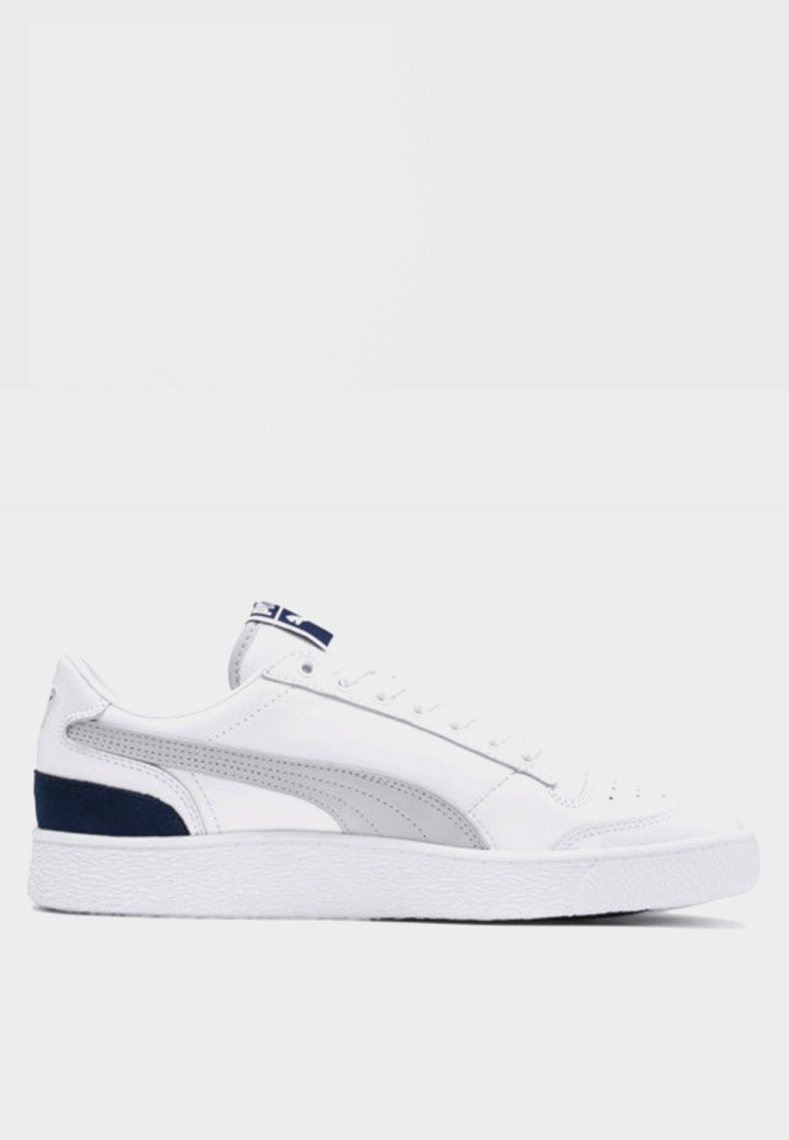 Puma Ralph Sampson Low OG - white/grey/violet - Good As Gold