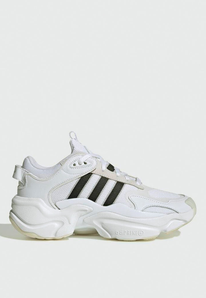 Adidas | Womens Magmur Runner - white/core black/grey two | Good As Gold, NZ
