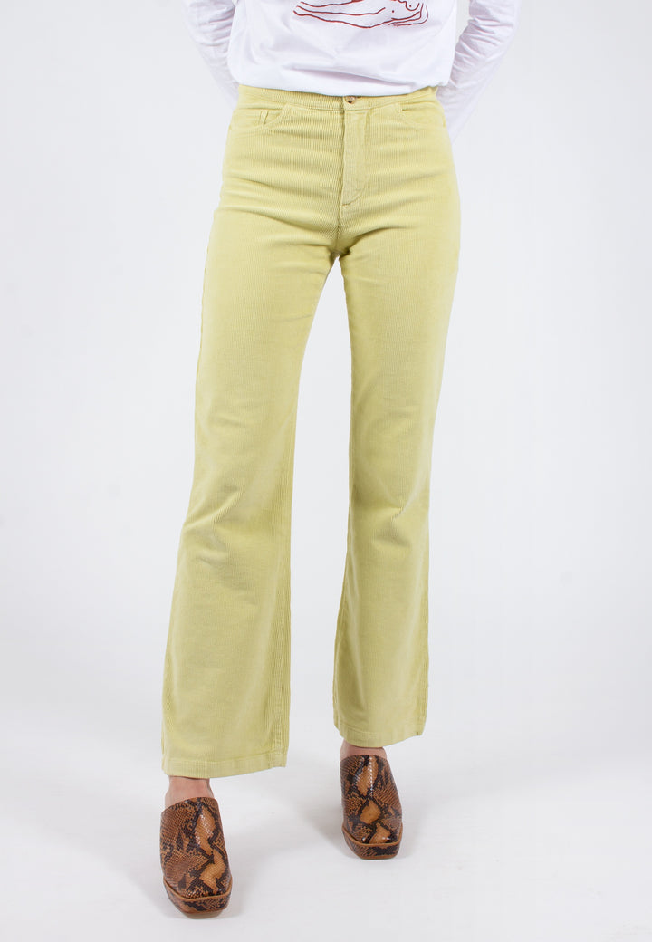 Milton Pant - yellow