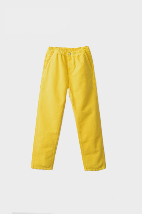 Brain Dead X Carhartt Beach Carpenter Pant - lemon – Good as Gold