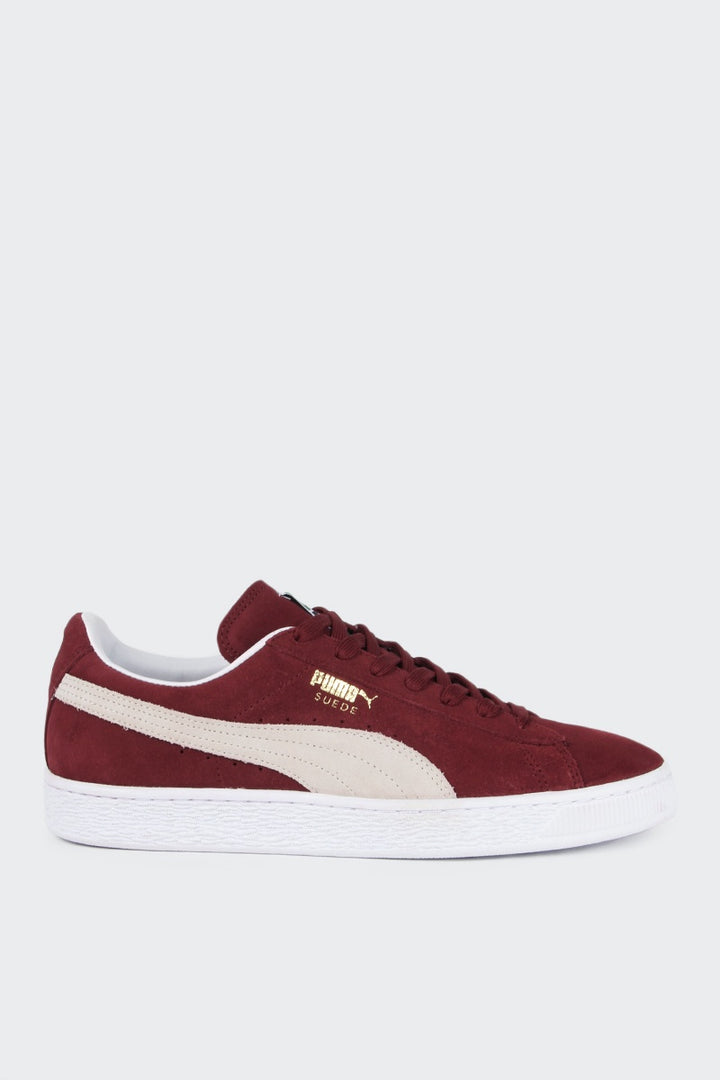 Puma Suede Classic - cabernet/white | GOOD AS GOLD | NZ