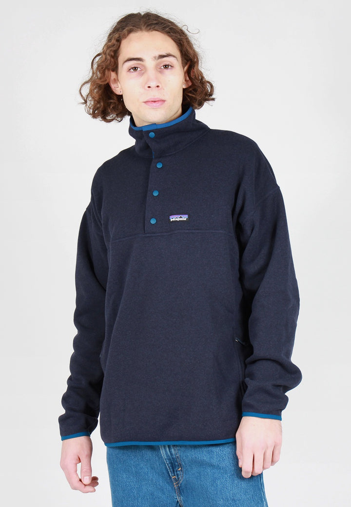 Patagonia Better Sweater Pullover - navy blue - Good As Gold