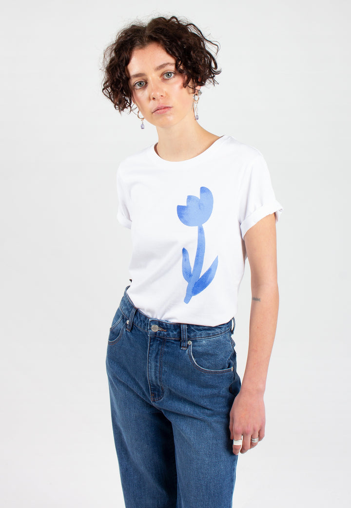 Jess T-Shirt - white