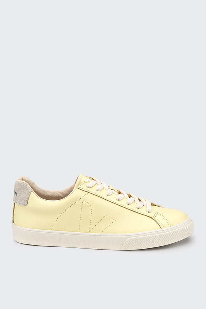Veja Womens Esplar Low Leather - sun | GOOD AS GOLD | NZ