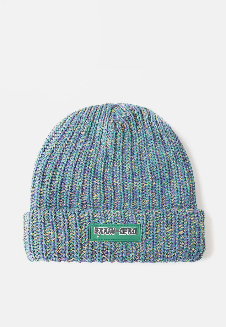 Brain Dead Beanie - multicolour — Good as Gold