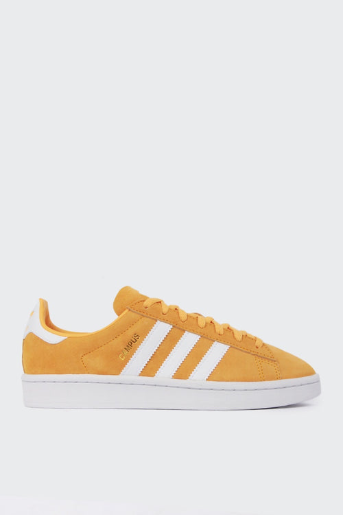 Adidas Originals Womens Campus - orange/white | GOOD AS GOLD | NZ