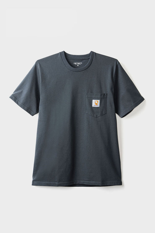 Brain Dead X Carhartt Anti Vital Pocket T-Shirt - graphite- Good as Gold
