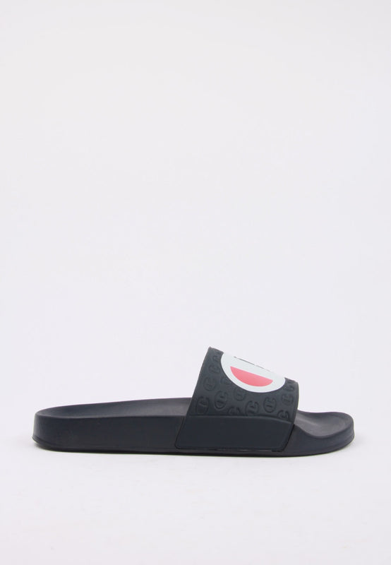 Champion Europe Slide - black | GOOD AS GOLD | NZ
