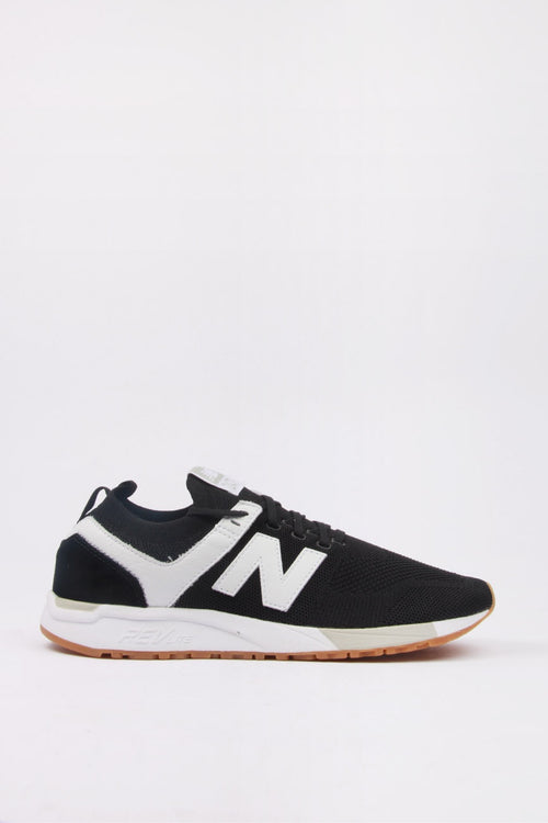 New Balance 247 Deconstructed - black/white | GOOD AS GOLD | NZ