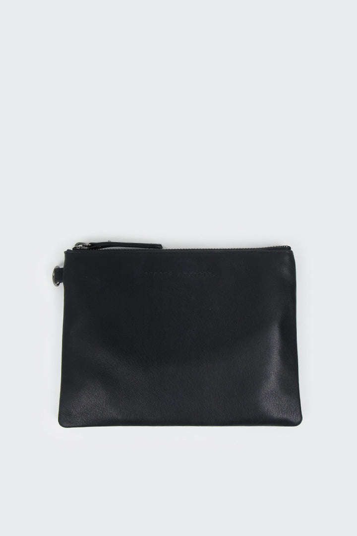 Status Anxiety Fixation Wallet - black | GOOD AS GOLD | NZ