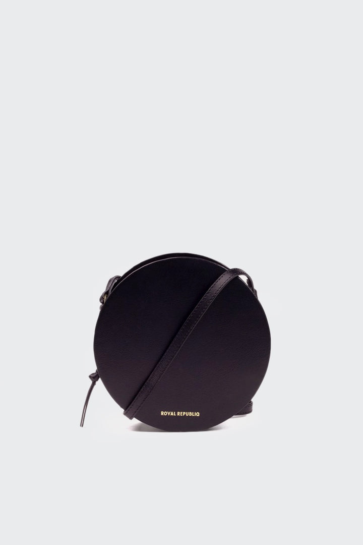 Royal Republiq Galax Round Evening Bag - black | GOOD AS GOLD | NZ