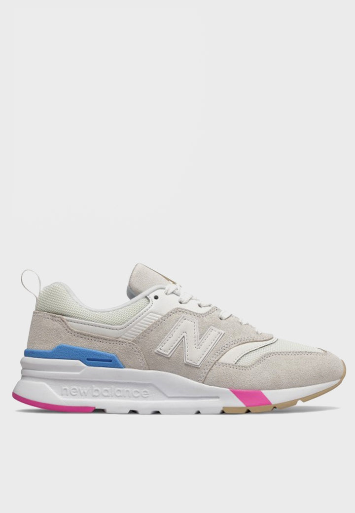 New Balance | Womens 997 H - off white/blue/pink suede | Good As Gold, NZ