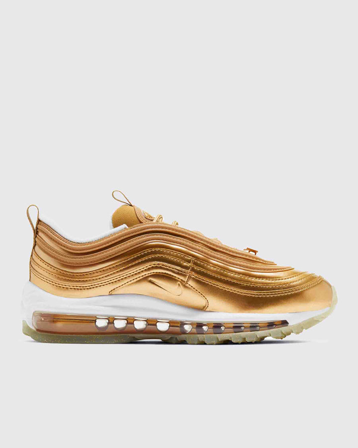Air Max 97 LX - metallic gold/metallic gold/white