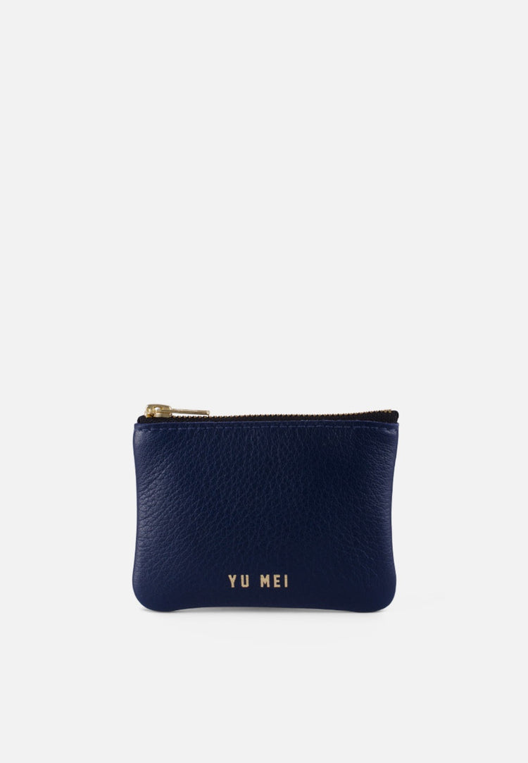 Yu Mei 1/8 Greta Purse - indigo - Good as Gold