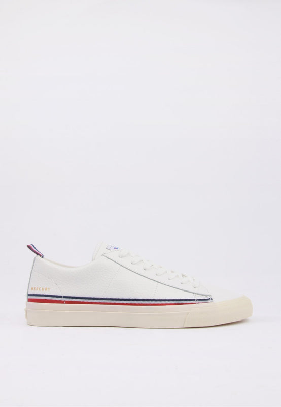 Champion Europe Mercury Low - white leather | GOOD AS GOLD | NZ
