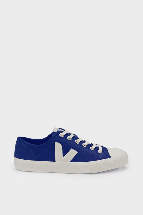 Veja Wata Suede - electric blue | GOOD AS GOLD | NZ