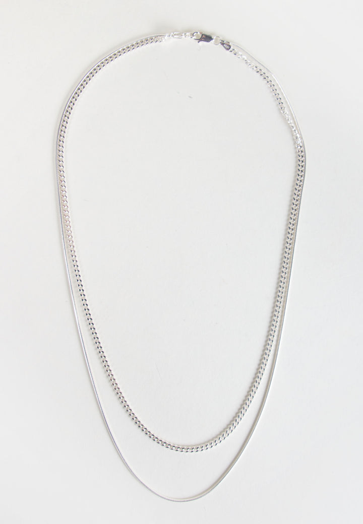 Envy Necklace - silver