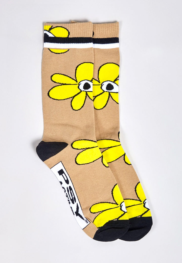 Perks & Mini | Flower Dress Socks - multi | Good As Gold, NZ